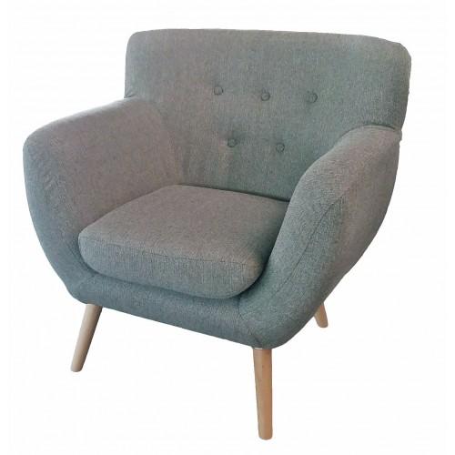 Fauteuil gilbert arrivages meubles soustons for Tout salon fauteuil
